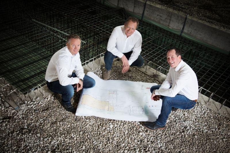 Team Ingeba - die Baumeister aus Wels in Oberösterreich