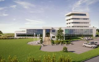 VTA Austria - geplanter InnovationsTower