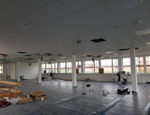 """PROJEKTUPDATE – """"Steyr-Werner Technischer Handel GmbH – Neubau Logistik & Zentrale"""""""