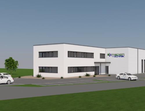 """Reder Technik GmbH – """"NEUBAU LAGER UND BÜRO in Eberstalzell"""""""