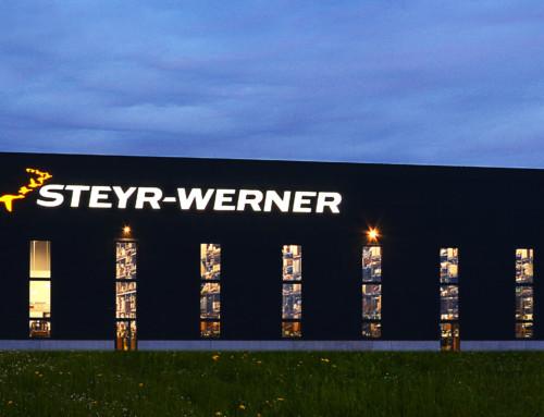 """ABSCHLUSSBERICHT – """"Steyr-Werner Technischer Handel GmbH – Neubau Logistik und Zentrale"""""""
