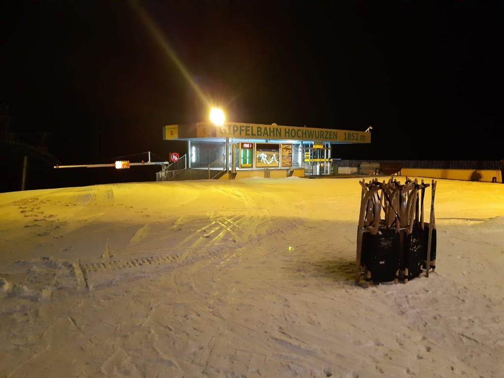 Vollmond-Skitour